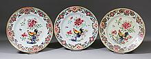 Three 18th Century Chinese