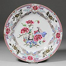 A Chinese porcelain
