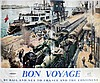 Terence Tenison Cuneo (1907-1996) - Coloured lithograph - British Railways Poster -
