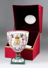 A limited edition Royal Doulton