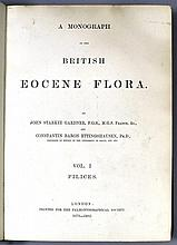 A Monograph on the British Eocene Flora by Gardner