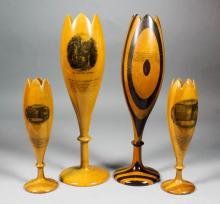 Three Day Sale Of Fine Art And Antiques, Including An Extensive Collection Mauchline Ware - Day 2