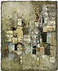 David Hazelwood (1932-1994) - Collage and mixed, David Hazelwood, Click for value