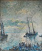 JAN WINGEN (sen) (1874-1956) Belgium OIL PAINTING
