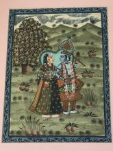 Indian & South Asian Paintings for Sale at Online Auction