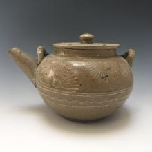KOREAN ANTIQUE TEAPOT