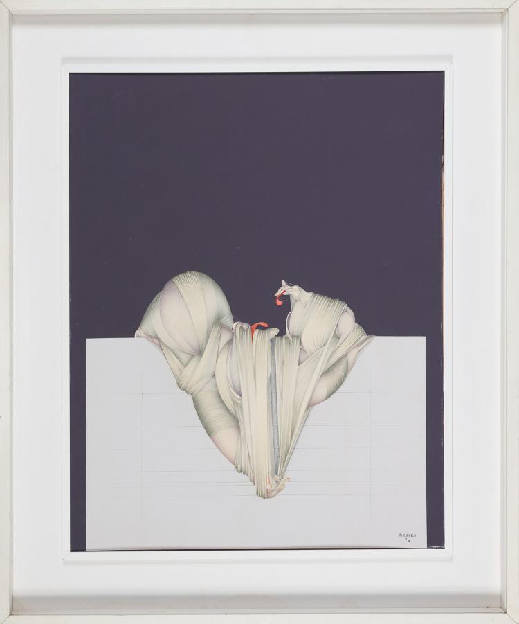 CARELLA AMERIGO (1940 - 1999) Untitled.