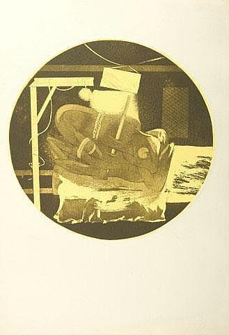 Senza titolo 50/50 GASTON ORELLANA (1933)