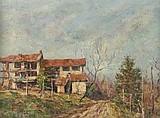 Cascine. ARTURO VERNI (1891-1960)