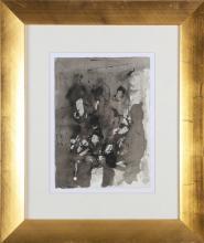 BRUNORI ENZO (1924 - 1993) Untitled.