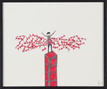 FARBER NEIL (n. 1975) Untitled.