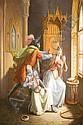 FRANCESCO GONIN (1808-1889) Paolo e Francesca, Francesco Gonin, Click for value