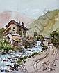 Farmhouse, Giulio Falzoni, Click for value