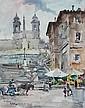 Trinità dei monti, Giulio Falzoni, Click for value