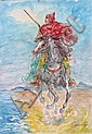 Horseman, Giovan Francesco Gonzaga, Click for value