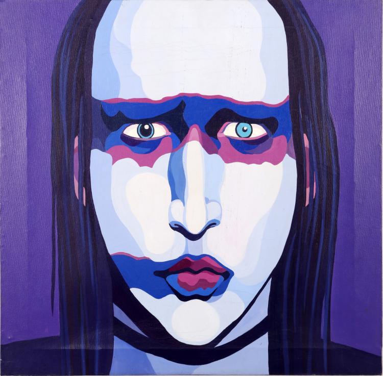VENEZIANO GIUSEPPE (n. 1971) Marilyn Manson.