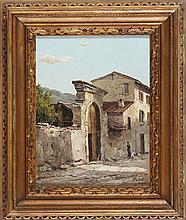 LEIDI PIETRO (1892 - 1930) Farmhouse.