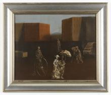 JORDAN VASILIJE (n. 1934) Untitled.