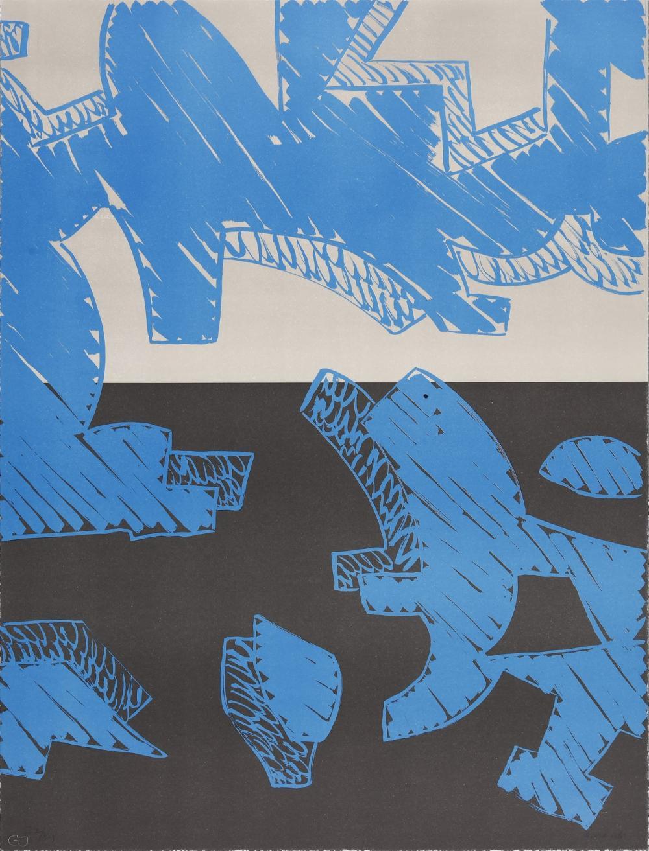 ACCARDI CARLA (1924 - 2014) Untitled.