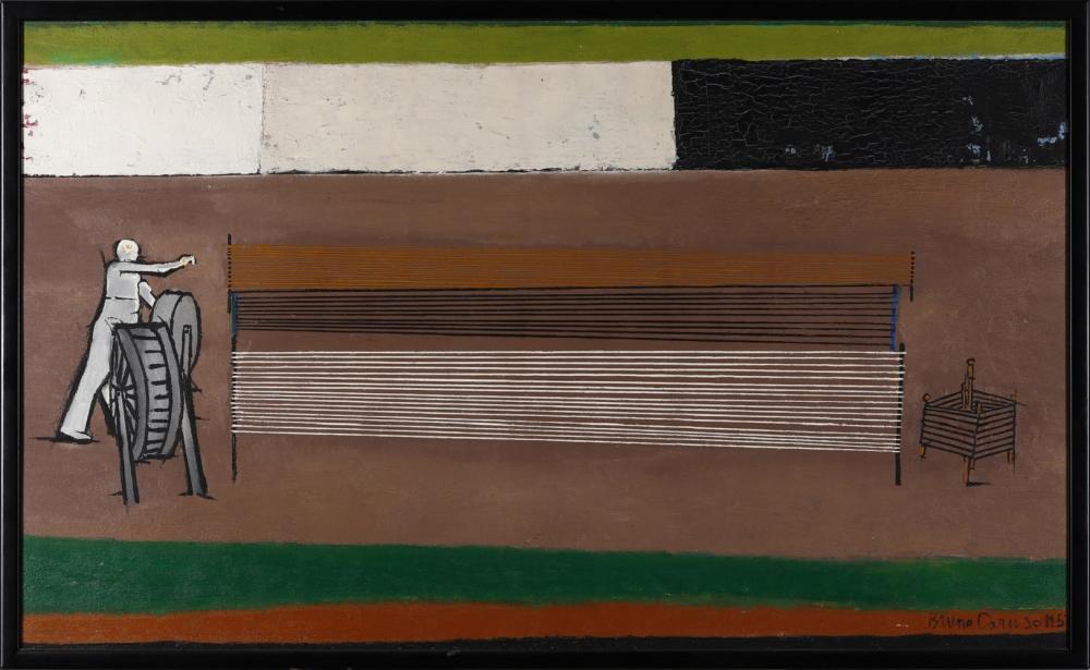 CARUSO BRUNO (n. 1927) Untitled.