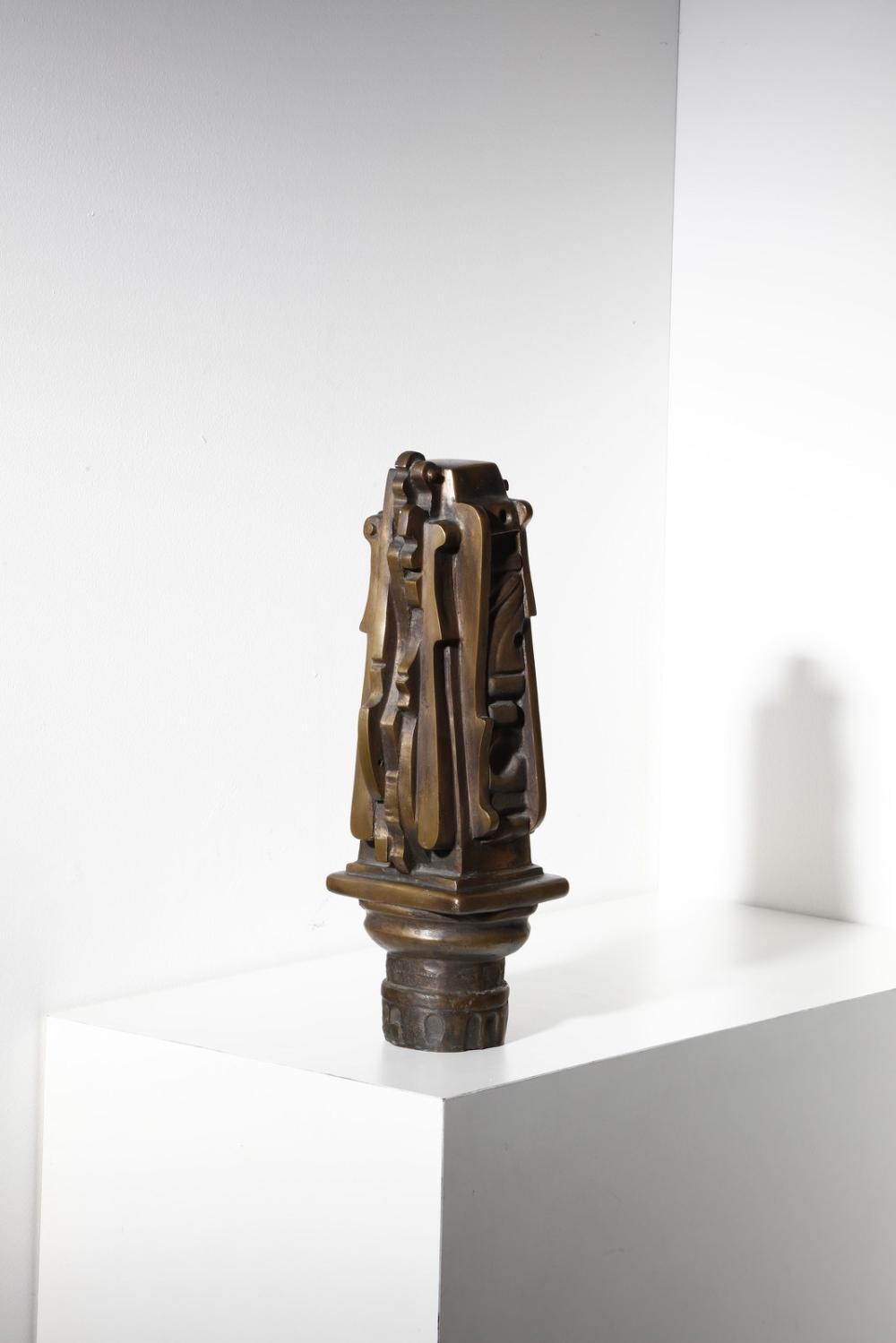 GONZALES ALBA (n. 1939) Untitled.