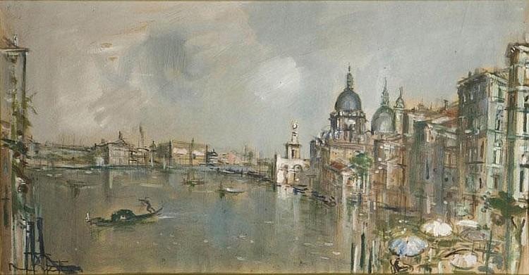 BRUNO MARTINI (1911-1979) Venezia