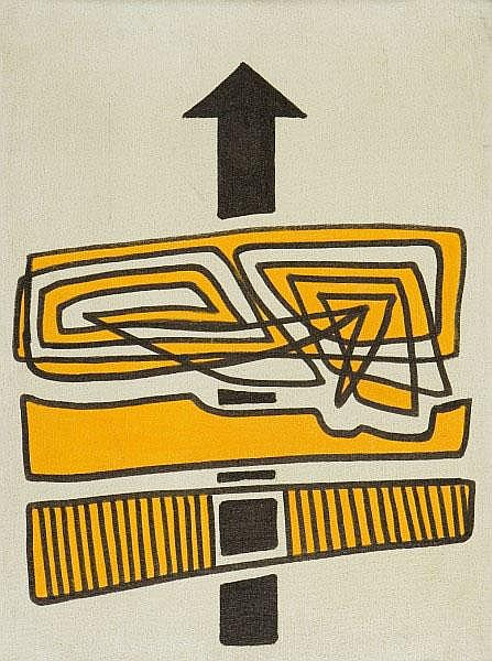 MARIO PADOVAN (1927) Always ahead