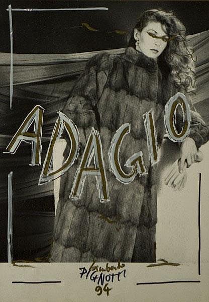 LAMBERTO PIGNOTTI (1926) Adagio Autentica su