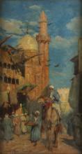 MORETTI FOGGIA MARIO (1882 - 1954) Cairo.