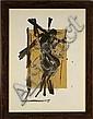 MAGGIONI PIERO (1931 - 1995) Crocefissione, Piero Maggioni, Click for value