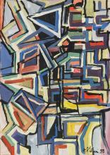 VILLERI JEAN (1896 - 1982) Untitled.