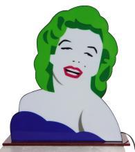 LODOLA MARCO (n. 1955) Marilyn.