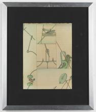 ECHAURREN PABLO (n. 1951) Untitled.