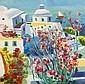 Alba a Santorini, Athos Faccincani, Click for value