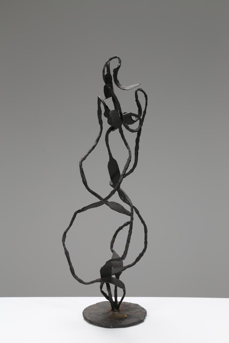 Scultura in ferro, anni 60