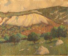 LEIDI PIETRO (1892 - 1930) Paesaggio.