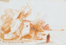 ANNIGONI PIETRO (1910 - 1988) Untitled.