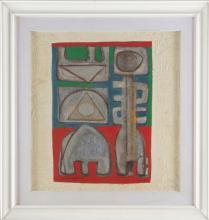 HAFIZ FARGHALI ABDEL (n. 1941) Untitled.