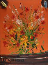 MONDINO ALDO (1938 - 2005) Flowers.