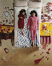 JUNG YEONDOO (n. 1969) Afternoon Nap from Wonderland.