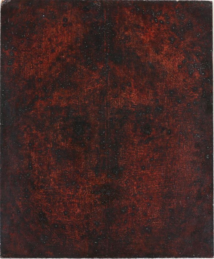 BUENO ANTONIO (1918 - 1985) Face - footprint.