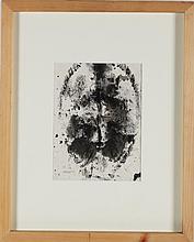 BUENO ANTONIO (1918 - 1985) Footprint.