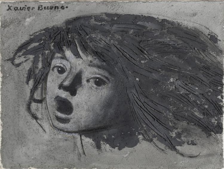 BUENO XAVIER (1915 - 1979) Untitled.