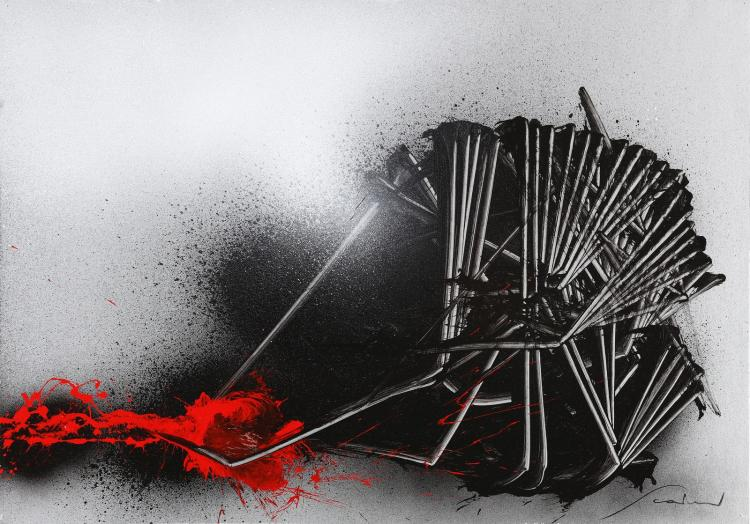 SCANAVINO EMILIO (1922 - 1986) Untitled.