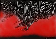 SCANAVINO EMILIO (1922 - 1986) Untitled