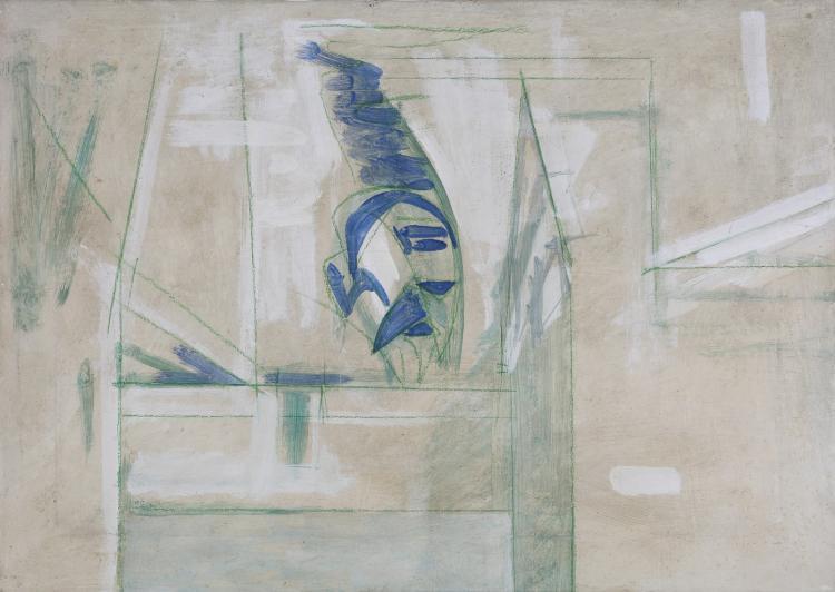 PIZZINATO ARMANDO (1910 - 2004) Untitled.