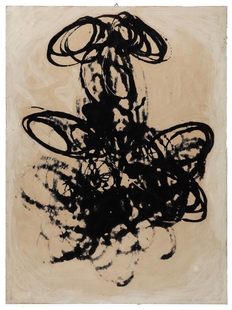 CRIPPA ROBERTO GAETANO (1921 - 1972) Spiral.