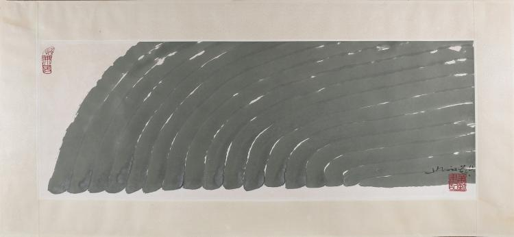 CHIN HSIAO (n. 1935) Untitled.