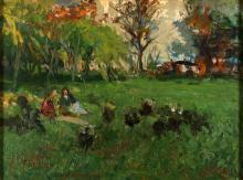 VERNI ARTURO (1891 - 1960) Untitled.