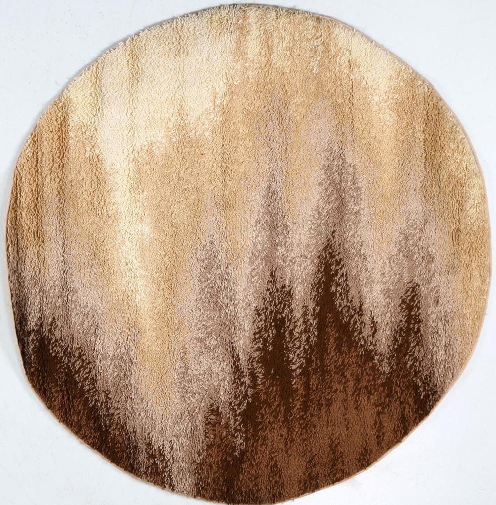 SAMIT  Round rug